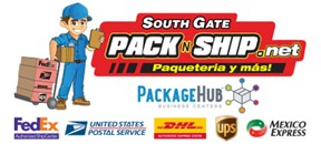 South Gate Pack N Ship, South Gate CA